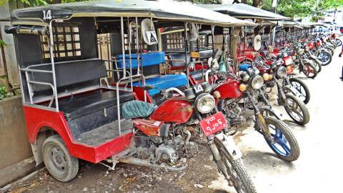 バンコク移動・交通手段