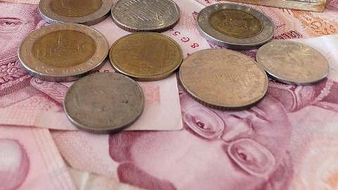 日本円からタイバーツへ両替